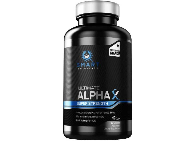 Alpha X Male