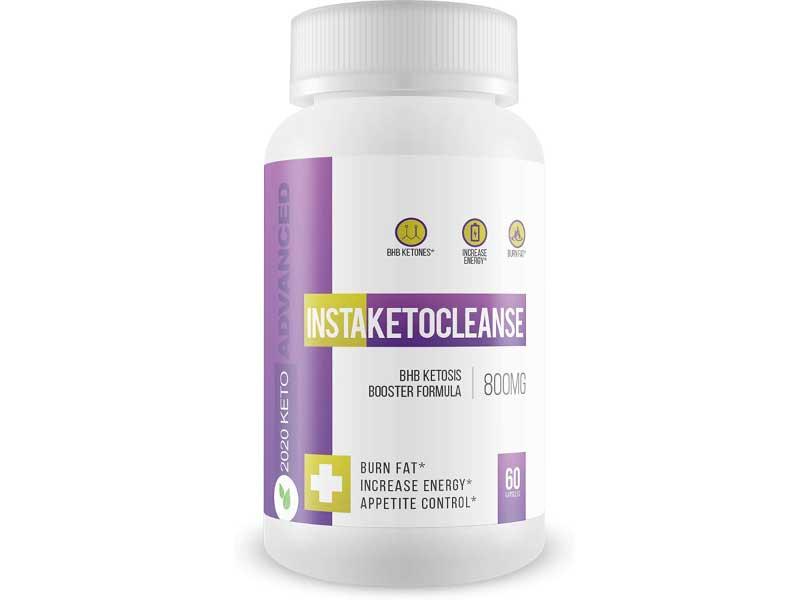 keto insta cleanse Pure 800 Mg BHB Ketosis Booster Formula