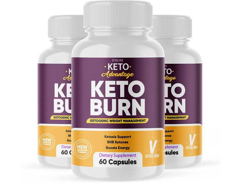 Keto Advantage Keto Burn reviews for Men and Women
